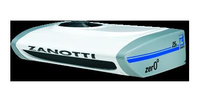 Холодильное оборудование Zanotti модель Zero 25
