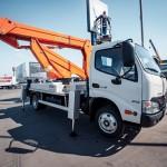 Автомобили Hino Шасси XZU 3,5 тонны по выгодной цене