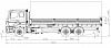 Купить грузовой автомобиль KAMAZ-65207