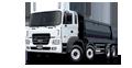 Универсальные грузовые шасси Hyundai 3 500 кг HD 370