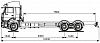 Шасси KАМАZ-6360-73 по оптимальным ценам