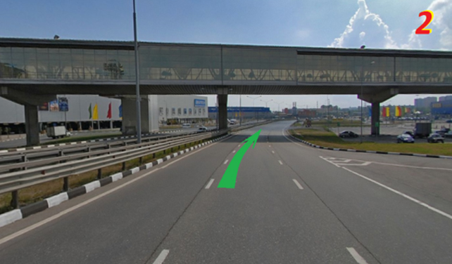 Схема проезда в технический центр Камионгрупп