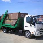 Автомобили Hino Шасси XZU 7,5 тонн