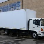 Автомобиль Hino Шасси GD 12,0 тонн