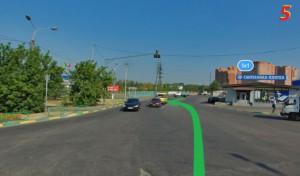 Схема проезда технического центра ГК «Камион»