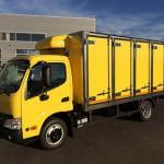 Автомобили Hino Шасси XZU 3,5 тонны в Москве