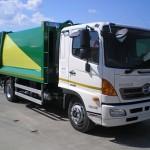 Грузовой автомобиль Hino Шасси GD 12,0 тонн
