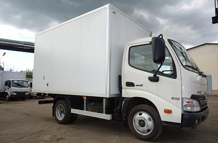 Купить автомобиль Hino Шасси XZU 3,5 тонны