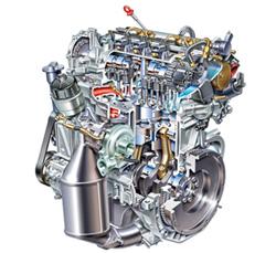Двигатель автомобиля Fiat Doblo