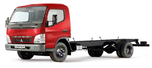 Шасси Mitsubishi Fuso CANTER