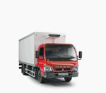 Промтоварные и изотермические фургоны Mitsubishi Fuso CANTER