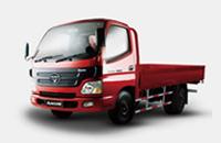 Легкие грузовики Aumark. Грузоподъемность шасси от 1,5 до 5,0 т. Длина кузова от 3200 до 5500 мм