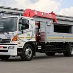 Hino Шасси GH 17,5 тонн