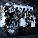 Двигатель самосвала Dong Feng DFL3251АxA (6х6)