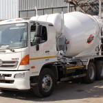 Купить грузовой автомобиль Hino Миксер FM