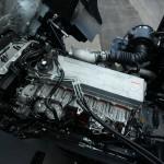 Двигатель самосвала Hino FS 30,7 тонн