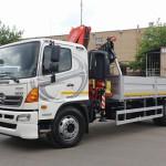 Hino Шасси GH 17,5 тонн в Москве