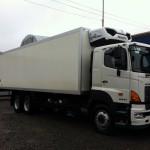 Шасси Hino FS 30,7 тонн