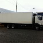 Шасси Hino FS 30,7 тонн серии 700