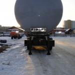Цистерны для перевозки светлых нефтепродуктов (бензин, дизельное топливо)