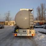 Цистерны для перевозки темных нефтепродуктов (битум, мазут)