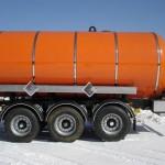 Цистерны для перевозки наливных грузов