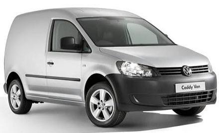 Пневмоподвеска Volkswagen Caddy в Москве