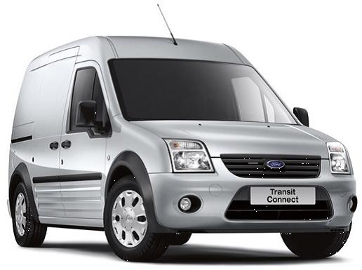 Пневмоподвеска Ford Transit Connect (Model from 2002)