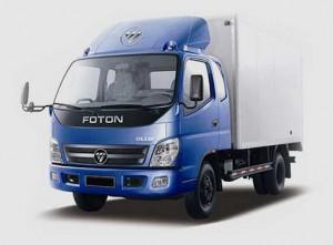 Купить грузовики Foton Ollin BJ 1069 VCJEA-S