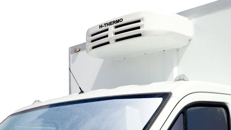Климатическое оборудование для транспорта H-THERMO cерия HT-210