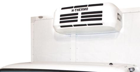 Климатическое оборудование для транспорта H-THERMO cерия HT-600