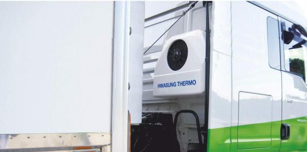 Стояночный кондиционер – мощный электрический кондиционер для кабины водителя